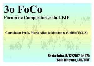 3o FoCo - Poster