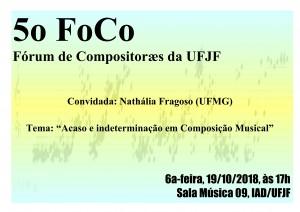 5o FoCo - Poster