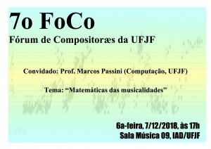 7o FoCo - Poster