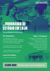 Programa de Estágio 2020.1