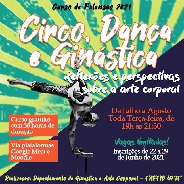 Circo Dança e Ginástica