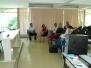 Visita do Pró-Reitor de Extensão, Professor Marcelo Soares Dulci