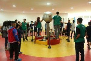 Visita Centro de Ciências