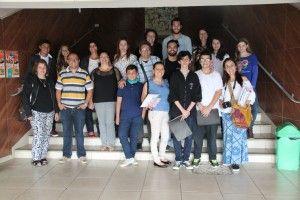Visita Professoras Colombianas