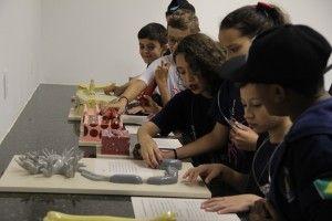 Semana de Ciências - Visita Centro de Ciências da UFJF