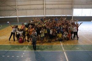 Festival de Esportes - 5º ano Ensino Fundamental