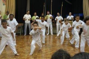 II Batizado do Projeto Capoeirando no João