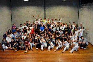 Dinamarqueses - Capoeira