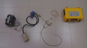 Amostrador de gases dissolvido