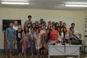 """Curso """"Metabolism Of Inland Waters"""" - RN"""