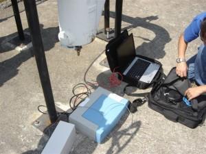 Sistema de aquisição de dados para ensaios estáticos e dinâmicos