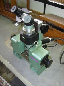 Durômetro portátil para ensaio de dureza Vickers