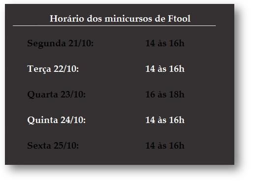horario ftool