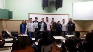 """""""Engenharia nas Escolas"""" - Colégio Machado Sobrinho"""