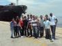 Visita Técnica ao porto do Rio de Janeiro